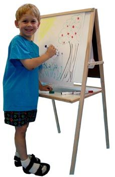 easels for children art supplies crafts child adjustable easel supply drawing